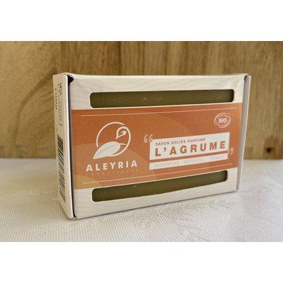 L'agrume - Aleyria Cosmétiques - Visage - Hygiène - Corps