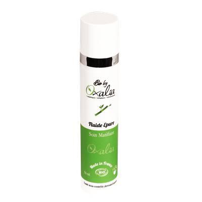 Crème Fluide Epure - Soin matifiant - Oxalia - Visage