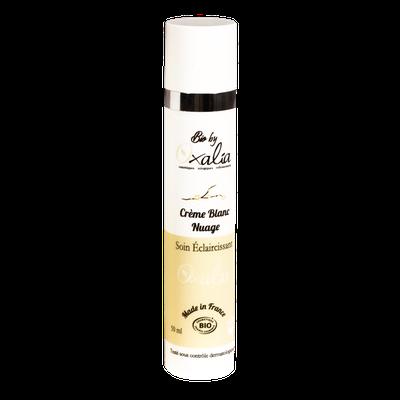 Crème Blanc Nuage - Soin éclaircissant - Oxalia - Face