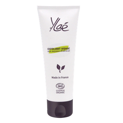 Face scrub with apricot powder - Ylaé - Face