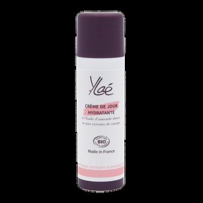 Crème hydratante à l'huile d'amande douce - Ylaé - Visage