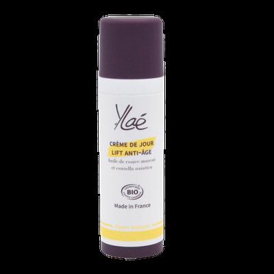 Crème lift anti-âge à l'huile de rosier-muscat - Ylaé - Visage