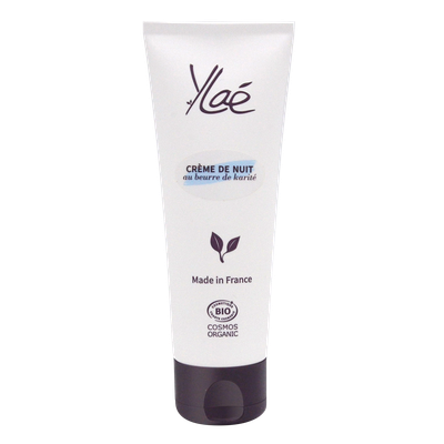 Reparating night cream - Ylaé - Face