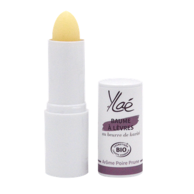 Baume à lèvres poire-prune - Ylaé - Visage