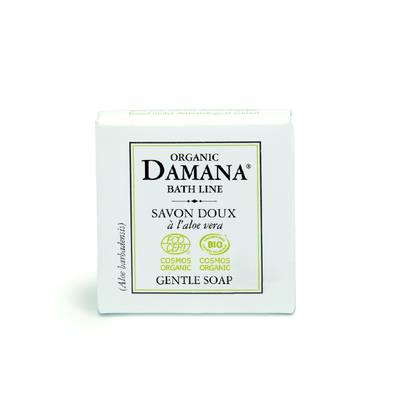 Soft soap - Damana Organic Bath Line COSMOS - Hygiene