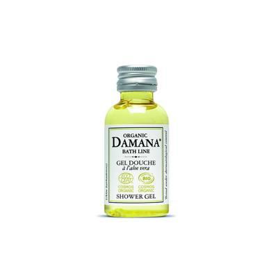 Gel douche à l'aloe vera - Damana Organic Bath Line COSMOS - Hygiène