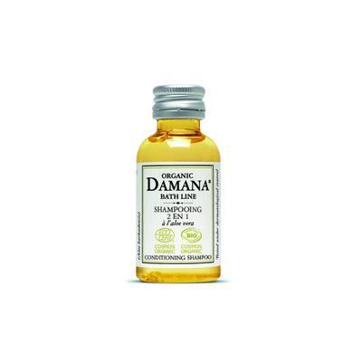 Shampooing 2 en 1 - Damana Organic Bath Line COSMOS - Cheveux