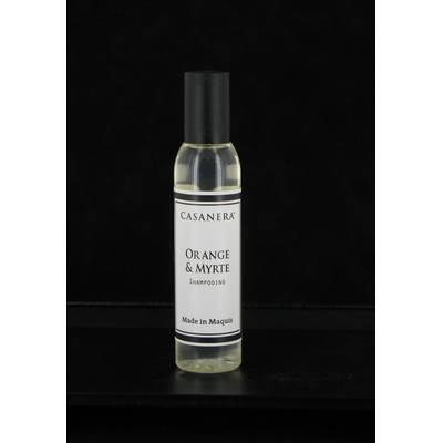 Shampooing orange & myrte - Casanera - Cheveux
