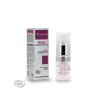 Intensive eye cream - Armencelle - Face
