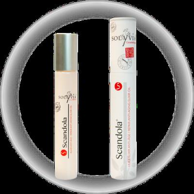 Huile elixir anti-âge Scandola - SOLYVIA - Visage