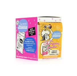 image produit Shampoings Poudre Cheveux Normaux / Gras / Secs / Anti-pelliculaire