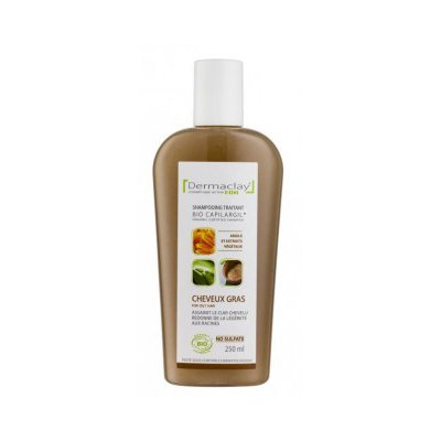 Shampooing spécific Cheveux Gras - Dermaclay - Hair