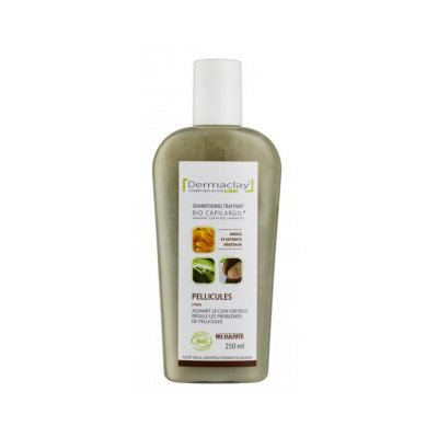 Shampooing spécific pellicules - Dermaclay - Cheveux