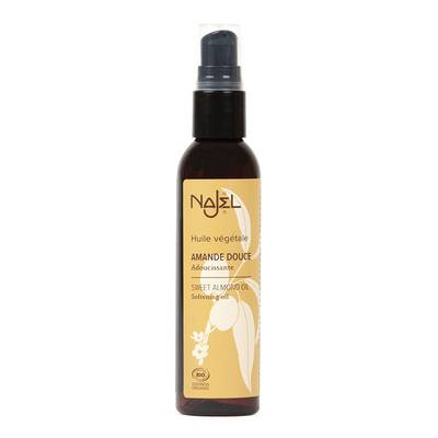 Organic Sweet Almond Oil - Najel - Massage and relaxation