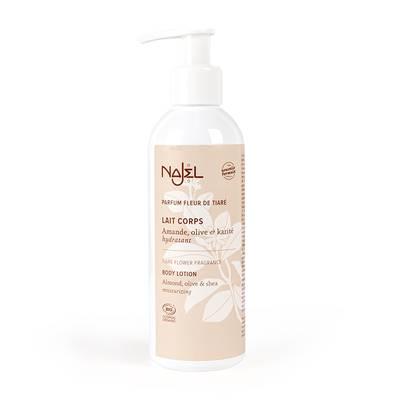 Body Milk Tiare Flower Fragrance - Najel - Body