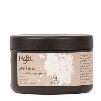 Argile blanche - Najel - Visage