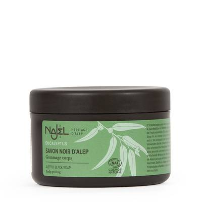 Black Aleppo Soap Eucalyptus - Najel - Body