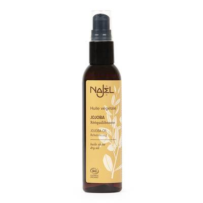 Jojoba oil - Najel - Massage and relaxation