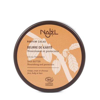 Beurre de karité au cacao - Najel - Cheveux - Corps