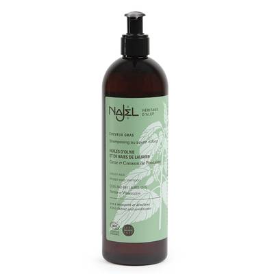 Aleppo Soap Shampoo - Greasy hair - Najel - Hair