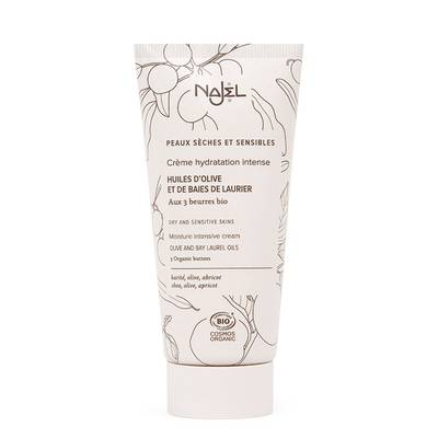 Moisture intensive cream - Najel - Face