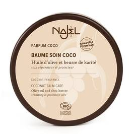 Baume soin coco - Najel - Corps - Cheveux