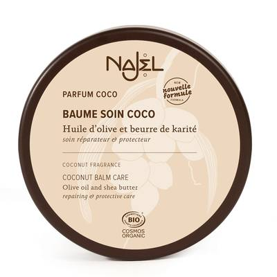 Coconut balm care - Najel - Body - Hair