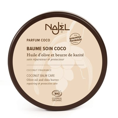 Baume soin coco - Najel - Cheveux - Corps