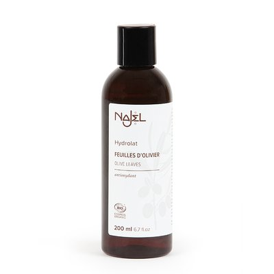 Olive leaves hydrolate - Najel - Face - Hair