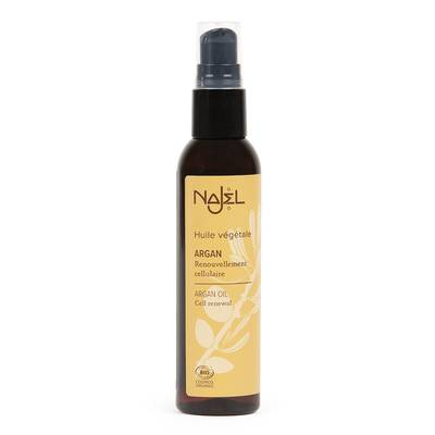 Organic Argan Oil - Najel - Massage and relaxation