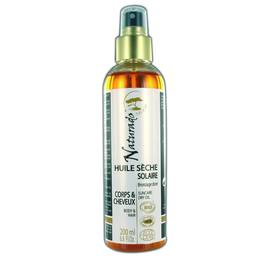 image produit Golden island oil