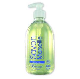ORGANIC LIQUID SOAP FROM MARSEILLE - Naturado en Provence - Hygiene