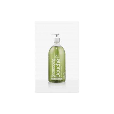 SHAMPOOING DOUCHE XXL MENTHE - Naturado en Provence - Hygiène - Cheveux