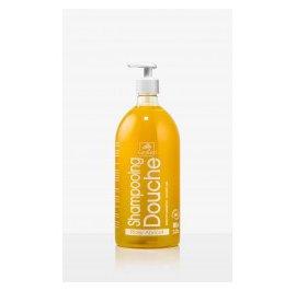 image produit Apricot shampoo-shower gel xxl