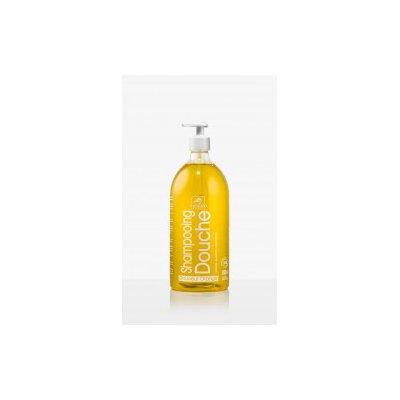 SHAMPOOING DOUCHE ORANGE XXL - Naturado en Provence - Hygiène - Cheveux