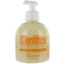 image produit Organic citrus fruit toothpaste gel