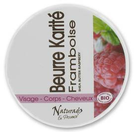 RASPBERRY SHEA BUTTER - Naturado en Provence - Body