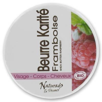 RASPBERRY SHEA BUTTER - Naturado en Provence - Body
