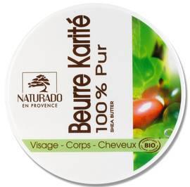 BEURRE KARITé PUR - Naturado en Provence - Corps