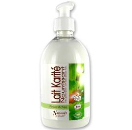 BODY SHEA LOTION - Naturado en Provence - Body