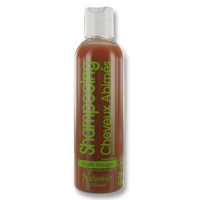 SHAMPOOING CHEVEUX ABIMéS - Naturado en Provence - Cheveux