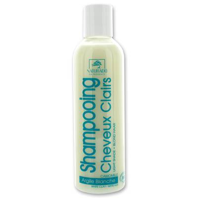 SHAMPOOING CHEVEUX CLAIRS - Naturado en Provence - Cheveux