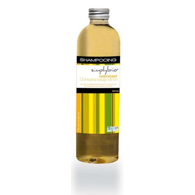Shampoing fortifiant Quinquina Sauge Citron - SIMPLY BIO - Cheveux