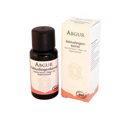 Organic prickly pear seed oil - Abgur - Face - Body - Baby / Children - Massage and relaxation
