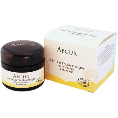 Argan oil-day cream, 50 ml - Abgur - Face