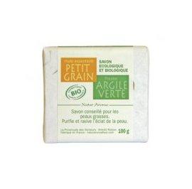 image produit Organic soap clay - petit grain