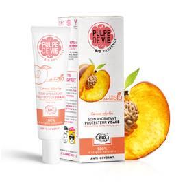 CARESSE VELOUTEE soin hydratant protecteur visage anti-oxydant - PULPE DE VIE - Visage