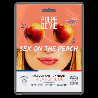 SEX ON THE PEACH mask - PULPE DE VIE - Face