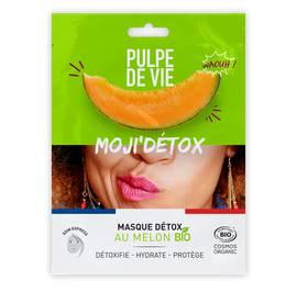 MOJI'DETOX mask - PULPE DE VIE - Face