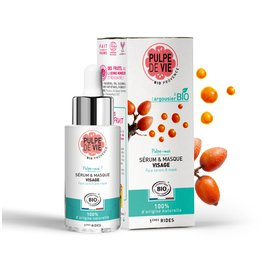 Serum and mask - PULPE DE VIE - Face